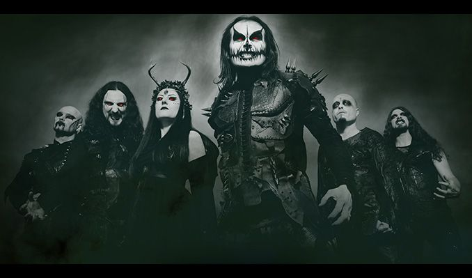 Cradle of Filth tickets at The Showbox in Seattle