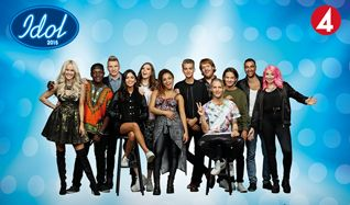 Idol 2015 - FINAL tickets at Ericsson Globe in Stockholm