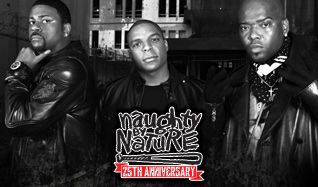 Naughty By Nature tickets at Mill City Nights in Minneapolis