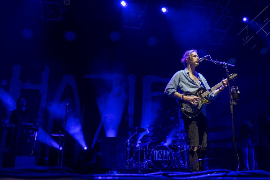Hozier brought guitar, voice and man bun to Austin City Limits (Photos)
