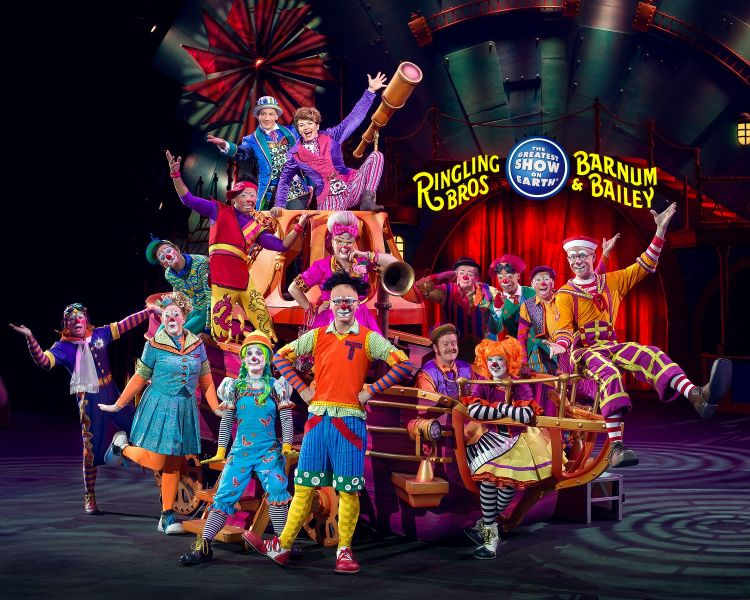 Ringling Bros. and Barnum & Bailey Presents Circus XTREME bigger than ever