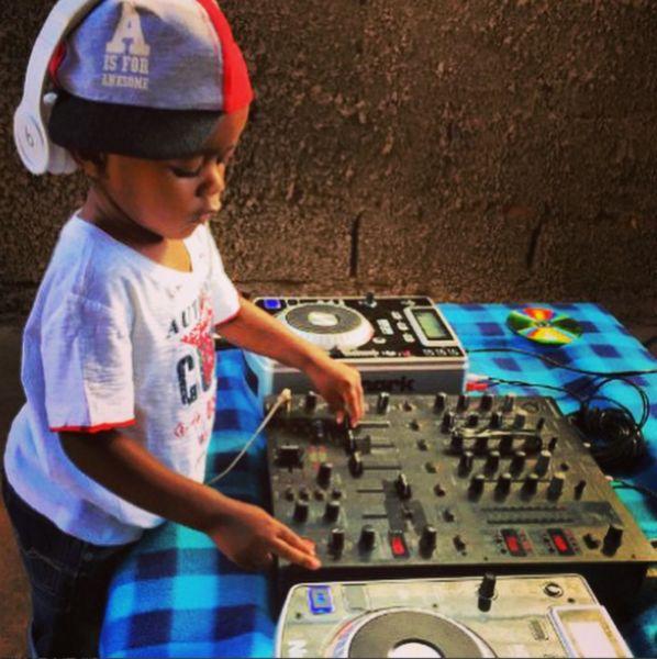 DJ Arch Jr.