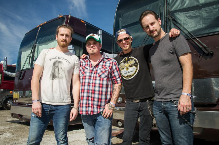 Interview: Black Stone Cherry rocks Louder Than Life Festival