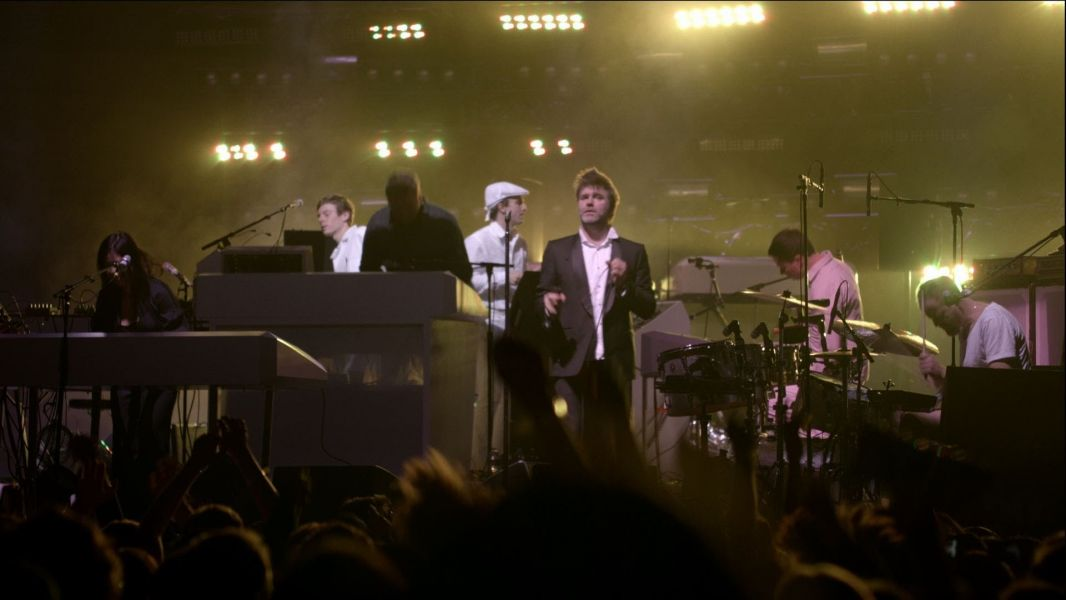 Chill. Relax over there. LCD Soundsystem is not reuniting...maybe?