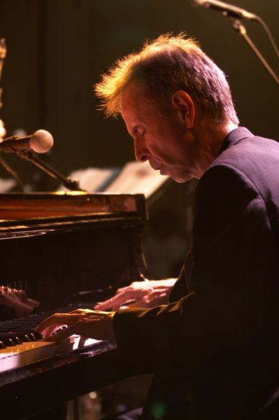 Grammy winning pianist Bill Cunliffe