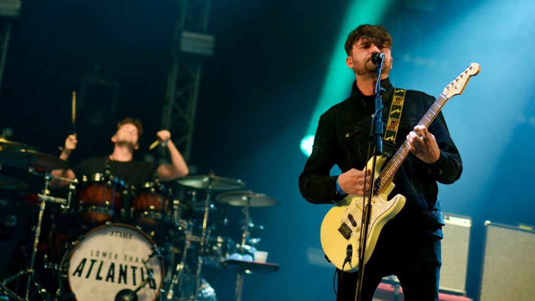 Alternative rockers Lower Than Atlantis will be touring England this December