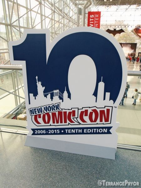In photos: Day one of New York Comic Con 2015