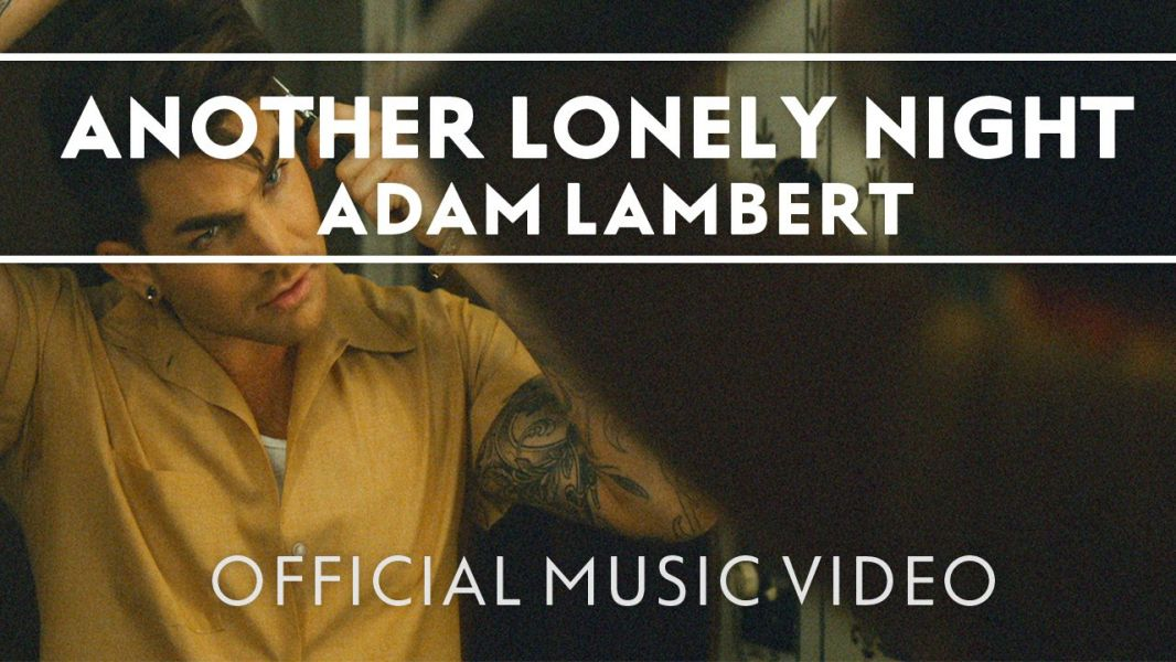 Adam Lambert navigates 'Another Lonely Night' with Gigi Gorgeous in new video