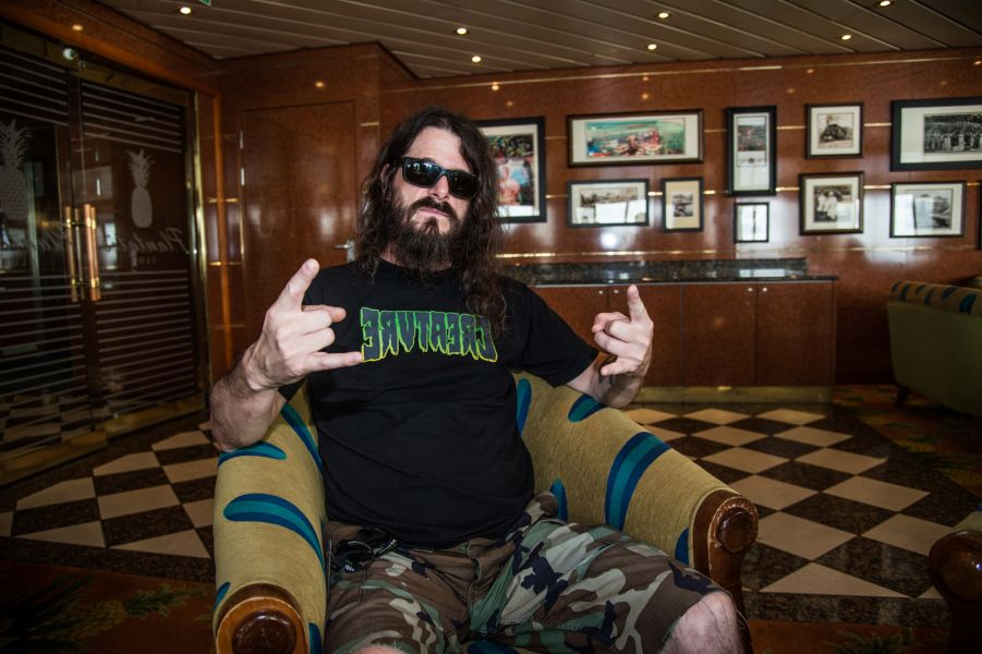 Interview with Slayer's Paul Bostaph: Motorboat 2015