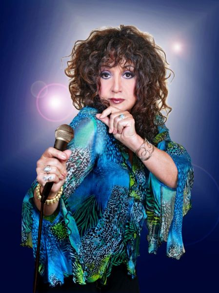Maria Muldaur, one of two legendary ladies appearing in Atlanta in October