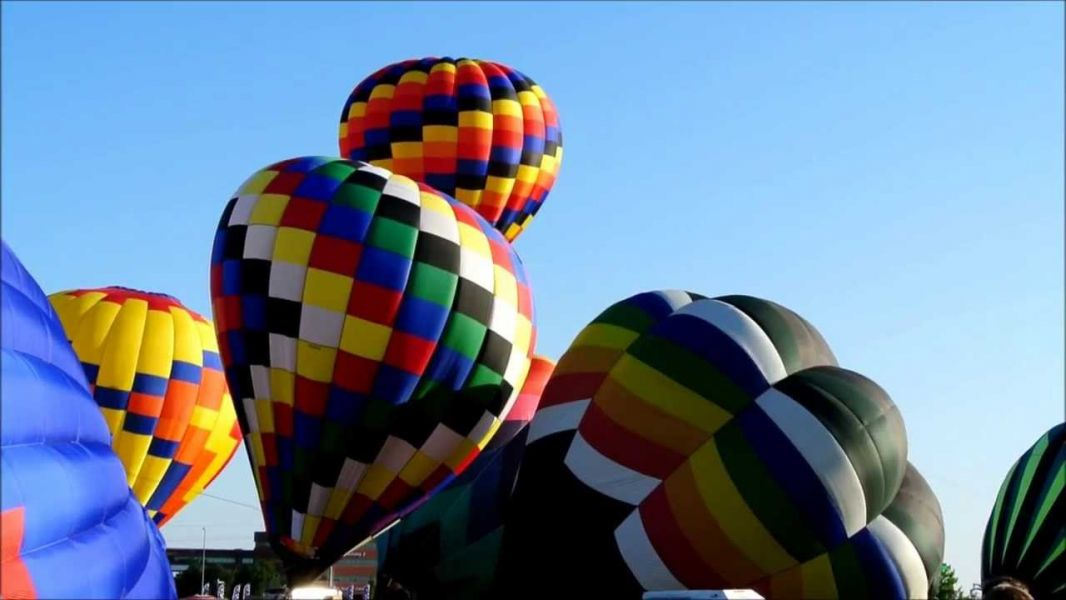 6th Midwest Balloon Fest floats into Bonner Springs at Ag Hall of Fame