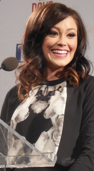 Kari Jobe at The GMA Dove Awards