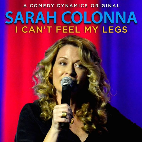 Sarah Colonna to release 'I Can't Feel My Legs' on Oct. 27