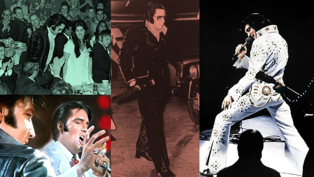 Elvis Presley changed the world of music, entertainment, fashion, merchandising and innovation.