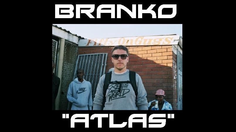 You gotta listen to Branko's diverse new album, 'Atlas'