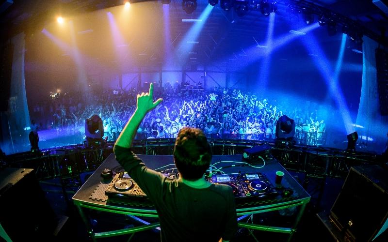 In photos: DJ Pierce Fulton's EDM world tour