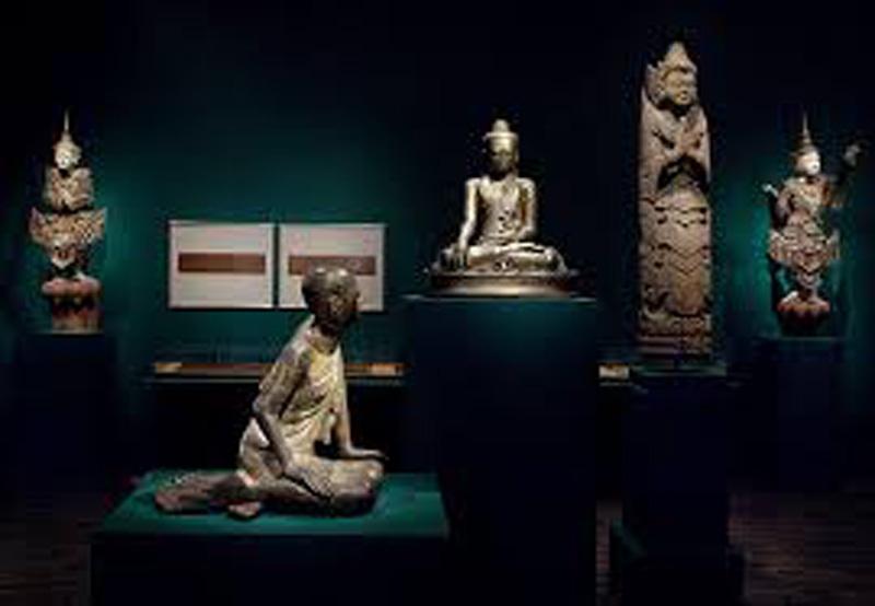 asian art museum sf afghanistan