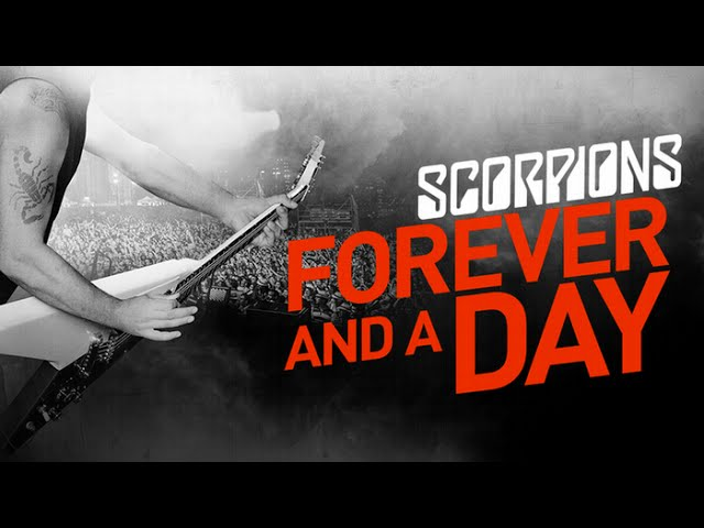 'Scorpions: Forever and A Day' to hit theaters this month