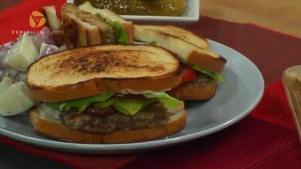 Experience Baltimore club sandwich