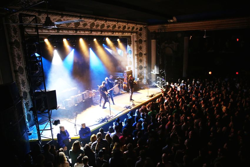 In Photos: Mew enchants fans at Chicago's Metro