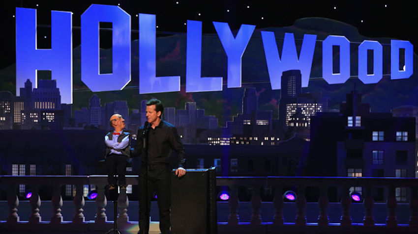 Jeff Dunham: Unhinged in Hollywood will premiere on Comedy Central on Nov. 1.