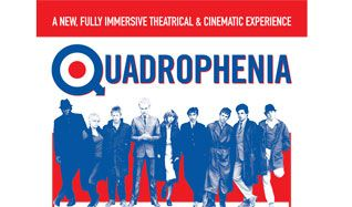 Quadrophenia - The Immersive Cinematic Experience tickets at Eventim Apollo in London