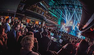 The Paradox feat. Excision tickets at Rams Head Live!, Baltimore