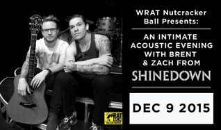 Shinedown (Acoustic) tickets at Starland Ballroom in Sayreville