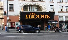 Warren Haynes Tickets tickets at The Moore Theatre in Seattle