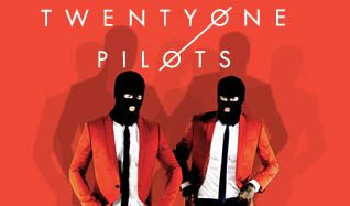TWENTY ØNE PILØTS - EMØTIØNAL RØADSHØW   tickets at The Joint at Hard Rock Hotel & Casino Las Vegas in Las Vegas