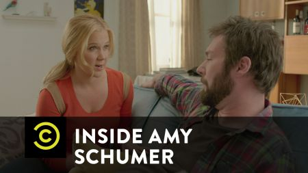 """... star of comedy sketch show """"Inside Amy Schumer"""" on Comedy Central"""