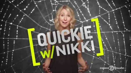 Comedy Central's winter schedule features 'Not Safe w/ Nikki Glaser' premiere