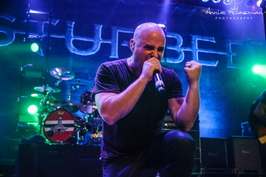 Disturbed at the Chicago House of Blues
