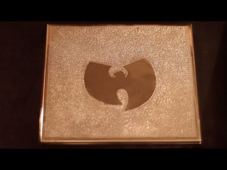 Someone bought a Wu-Tang Clan album for millions...yes, 'millions,' with an 's'