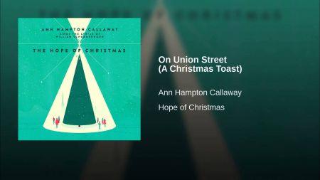 Ann Hampton Callaway spreads good cheer on new holiday album
