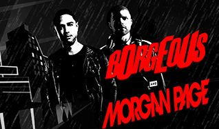 BORGEOUS  + MORGAN PAGE tickets at Showbox SoDo in Seattle