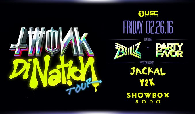 Brillz tickets at Showbox SoDo in Seattle