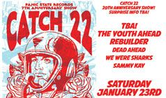 """Catch 22 performing """"Alone In The Crowd"""" in its entirety tickets at Starland Ballroom in Sayreville"""