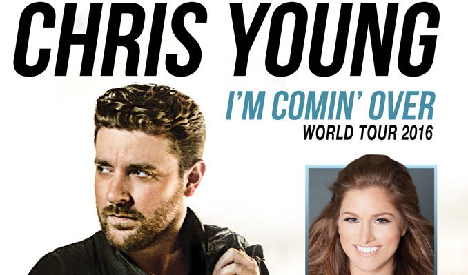 Chris Young tickets at PlayStation Theater in New York