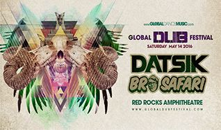 DATSIK tickets at Red Rocks Amphitheatre in Morrison