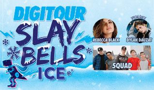 DigiTour SlayBells Ice tickets at Mill City Nights in Minneapolis