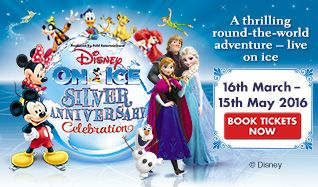 Disney On Ice presents Silver Anniversary Celebration tickets at Motorpoint Arena Cardiff, Cardiff