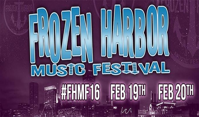 Frozen Harbor Music Festival 2016 - Day 1 tickets at Rams Head Live! in Baltimore