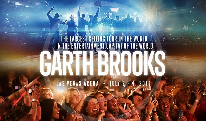 Garth Brooks World Tour with Trisha Yearwood tickets