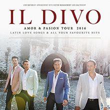 Il divo tickets in grand prairie at verizon theatre at - Il divo tour dates ...