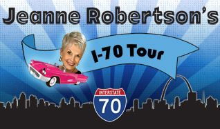 Jeanne Robertson tickets at Arvest Bank Theatre at The Midland in Kansas City