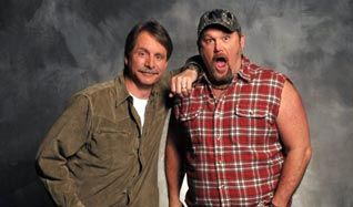 Jeff Foxworthy & Larry the Cable Guy tickets at 1STBANK Center in Broomfield