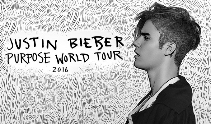 Justin Bieber tickets at Verizon Center, Washington