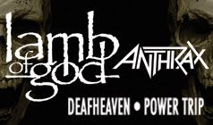 Lamb Of God tickets at Starland Ballroom in Sayreville