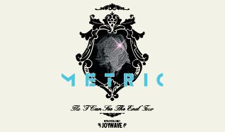 Metric tickets at Arvest Bank Theatre at The Midland in Kansas City